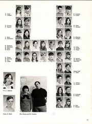 Page 77, 1971 Edition, Pinckney High School - Pirate Log Yearbook (Pinckney, MI) online yearbook collection