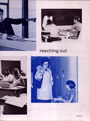 Page 11, 1974 Edition, Pinckney High School - Pirate Log Yearbook (Pinckney, MI) online yearbook collection