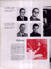Pinckney High School - Pirate Log Yearbook (Pinckney, MI) online yearbook collection, 1974 Edition, Page 36