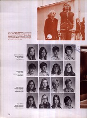 Pinckney High School - Pirate Log Yearbook (Pinckney, MI) online yearbook collection, 1974 Edition, Page 58