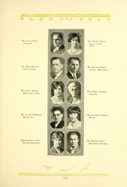 Page 15, 1931 Edition, Grand Haven Senior High School - Blue and Gold Yearbook (Grand Haven, MI) online yearbook collection