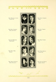 Page 16, 1931 Edition, Grand Haven Senior High School - Blue and Gold Yearbook (Grand Haven, MI) online yearbook collection