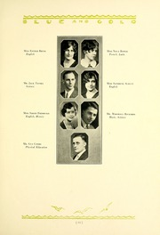 Page 17, 1931 Edition, Grand Haven Senior High School - Blue and Gold Yearbook (Grand Haven, MI) online yearbook collection