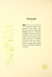 Page 8, 1931 Edition, Grand Haven Senior High School - Blue and Gold Yearbook (Grand Haven, MI) online yearbook collection