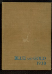 Page 1, 1938 Edition, Grand Haven Senior High School - Blue and Gold Yearbook (Grand Haven, MI) online yearbook collection