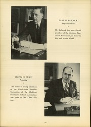 Page 14, 1938 Edition, Grand Haven Senior High School - Blue and Gold Yearbook (Grand Haven, MI) online yearbook collection
