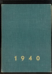 Page 1, 1940 Edition, Grand Haven Senior High School - Blue and Gold Yearbook (Grand Haven, MI) online yearbook collection