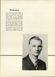 Page 9, 1940 Edition, Grand Haven Senior High School - Blue and Gold Yearbook (Grand Haven, MI) online yearbook collection