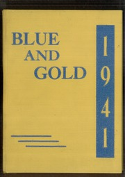 Page 1, 1941 Edition, Grand Haven Senior High School - Blue and Gold Yearbook (Grand Haven, MI) online yearbook collection