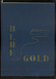 Page 1, 1947 Edition, Grand Haven Senior High School - Blue and Gold Yearbook (Grand Haven, MI) online yearbook collection