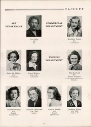 Page 17, 1947 Edition, Grand Haven Senior High School - Blue and Gold Yearbook (Grand Haven, MI) online yearbook collection
