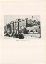 Page 9, 1947 Edition, Grand Haven Senior High School - Blue and Gold Yearbook (Grand Haven, MI) online yearbook collection