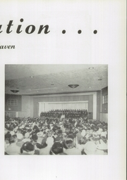 Page 11, 1954 Edition, Grand Haven Senior High School - Blue and Gold Yearbook (Grand Haven, MI) online yearbook collection