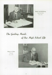 Page 14, 1954 Edition, Grand Haven Senior High School - Blue and Gold Yearbook (Grand Haven, MI) online yearbook collection