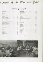 Page 7, 1954 Edition, Grand Haven Senior High School - Blue and Gold Yearbook (Grand Haven, MI) online yearbook collection