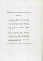Page 9, 1954 Edition, Grand Haven Senior High School - Blue and Gold Yearbook (Grand Haven, MI) online yearbook collection