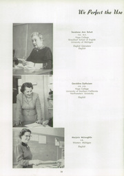 Page 12, 1955 Edition, Grand Haven Senior High School - Blue and Gold Yearbook (Grand Haven, MI) online yearbook collection