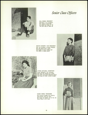 Page 14, 1959 Edition, Grand Haven Senior High School - Blue and Gold Yearbook (Grand Haven, MI) online yearbook collection