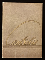 Page 1, 1937 Edition, Central High School - Centralia Yearbook (Bay City, MI) online yearbook collection