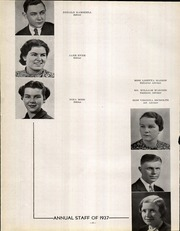 Page 14, 1937 Edition, Central High School - Centralia Yearbook (Bay City, MI) online yearbook collection