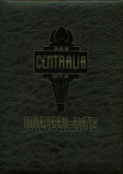 1950 Edition, Central High School - Centralia Yearbook (Bay City, MI)