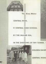 Page 12, 1958 Edition, Central High School - Centralia Yearbook (Bay City, MI) online yearbook collection