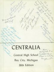 Page 7, 1960 Edition, Central High School - Centralia Yearbook (Bay City, MI) online yearbook collection