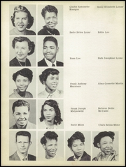 Page 28, 1951 Edition, Northeastern High School - Crucible Yearbook (Detroit, MI) online yearbook collection