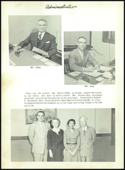 Page 10, 1953 Edition, Northeastern High School - Crucible Yearbook (Detroit, MI) online yearbook collection