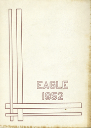1952 Edition, Romulus High School - Eagle Yearbook (Romulus, MI)