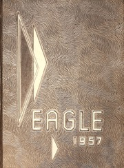 1957 Edition, Romulus High School - Eagle Yearbook (Romulus, MI)