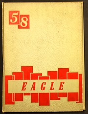 1958 Edition, Romulus High School - Eagle Yearbook (Romulus, MI)