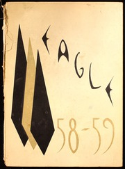 1959 Edition, Romulus High School - Eagle Yearbook (Romulus, MI)