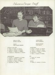 Page 8, 1957 Edition, Lake Shore High School - Shore O Scope Yearbook (St Clair Shores, MI) online yearbook collection