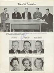 Page 10, 1958 Edition, Lake Shore High School - Shore O Scope Yearbook (St Clair Shores, MI) online yearbook collection