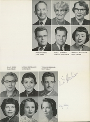 Page 13, 1958 Edition, Lake Shore High School - Shore O Scope Yearbook (St Clair Shores, MI) online yearbook collection