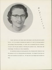 Page 7, 1958 Edition, Lake Shore High School - Shore O Scope Yearbook (St Clair Shores, MI) online yearbook collection