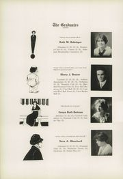 Page 20, 1914 Edition, Adrian High School - Sickle Yearbook (Adrian, MI) online yearbook collection