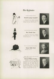 Page 22, 1914 Edition, Adrian High School - Sickle Yearbook (Adrian, MI) online yearbook collection