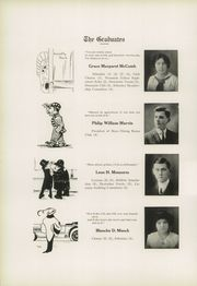 Page 28, 1914 Edition, Adrian High School - Sickle Yearbook (Adrian, MI) online yearbook collection