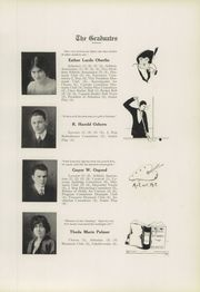 Page 29, 1914 Edition, Adrian High School - Sickle Yearbook (Adrian, MI) online yearbook collection