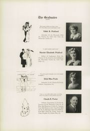 Page 30, 1914 Edition, Adrian High School - Sickle Yearbook (Adrian, MI) online yearbook collection