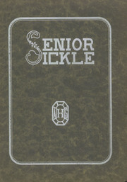 Adrian High School - Sickle Yearbook (Adrian, MI) online yearbook collection, 1917 Edition, Page 1