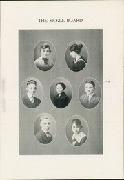 Page 13, 1919 Edition, Adrian High School - Sickle Yearbook (Adrian, MI) online yearbook collection
