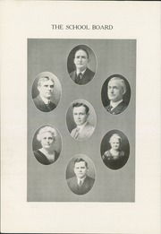 Page 8, 1919 Edition, Adrian High School - Sickle Yearbook (Adrian, MI) online yearbook collection