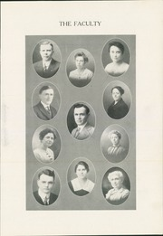 Page 9, 1919 Edition, Adrian High School - Sickle Yearbook (Adrian, MI) online yearbook collection