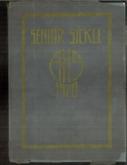 Adrian High School - Sickle Yearbook (Adrian, MI) online yearbook collection, 1920 Edition, Page 1