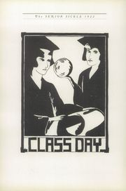 Page 14, 1922 Edition, Adrian High School - Sickle Yearbook (Adrian, MI) online yearbook collection