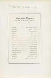Page 15, 1922 Edition, Adrian High School - Sickle Yearbook (Adrian, MI) online yearbook collection