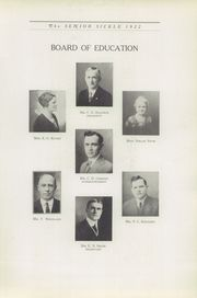 Page 9, 1922 Edition, Adrian High School - Sickle Yearbook (Adrian, MI) online yearbook collection